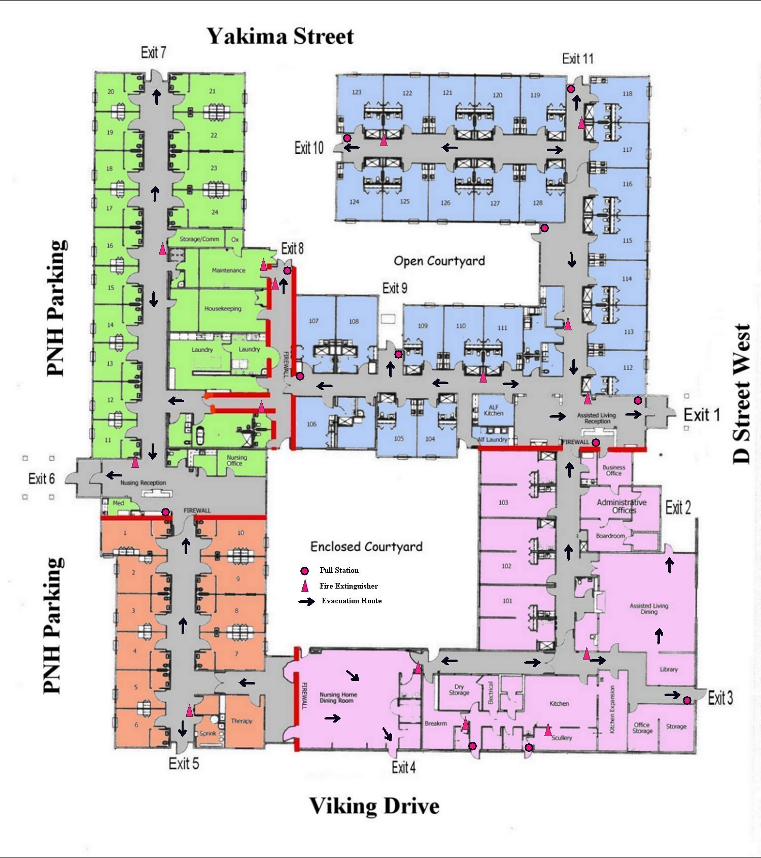 Nursing Home Bathroom Design Gallery as well Nursing Home Floor Plan Dimensions together with Nursing Facility Floor Plan as well Hotel Room Layout additionally Medical Facility Floor Plan. on nursing home facility floor plan
